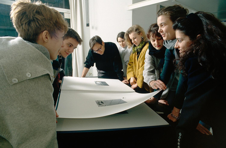 Projektpräsentation an der bildo akademie