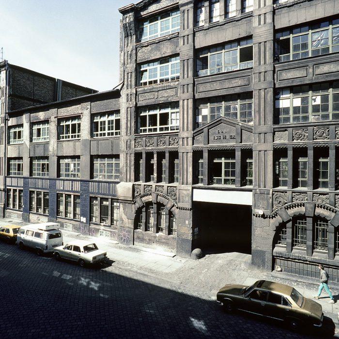 Lagerhaus Süd-Ost