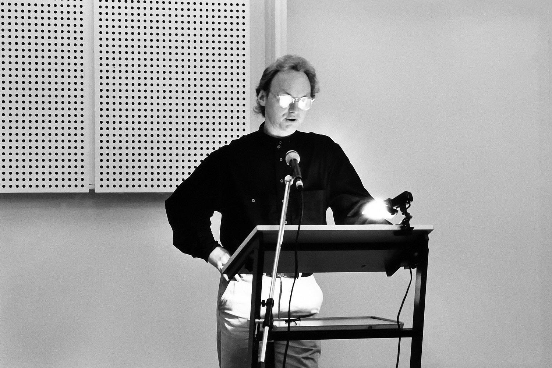 Bildmaschinen und Erfahrung, Vortrag Prof. Thomas Born