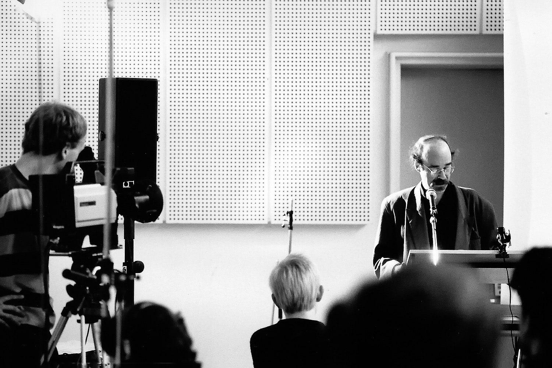 Bildmaschinen und Erfahrung, Vortrag Dr. Jean-Luc Evard