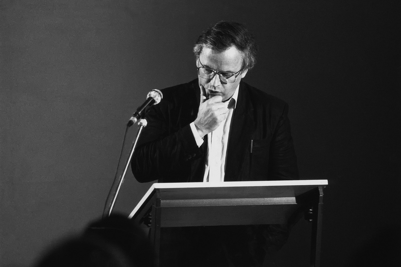 Bildmaschinen und Erfahrung, Vortrag Prof. Dr. Dietmar Kamper