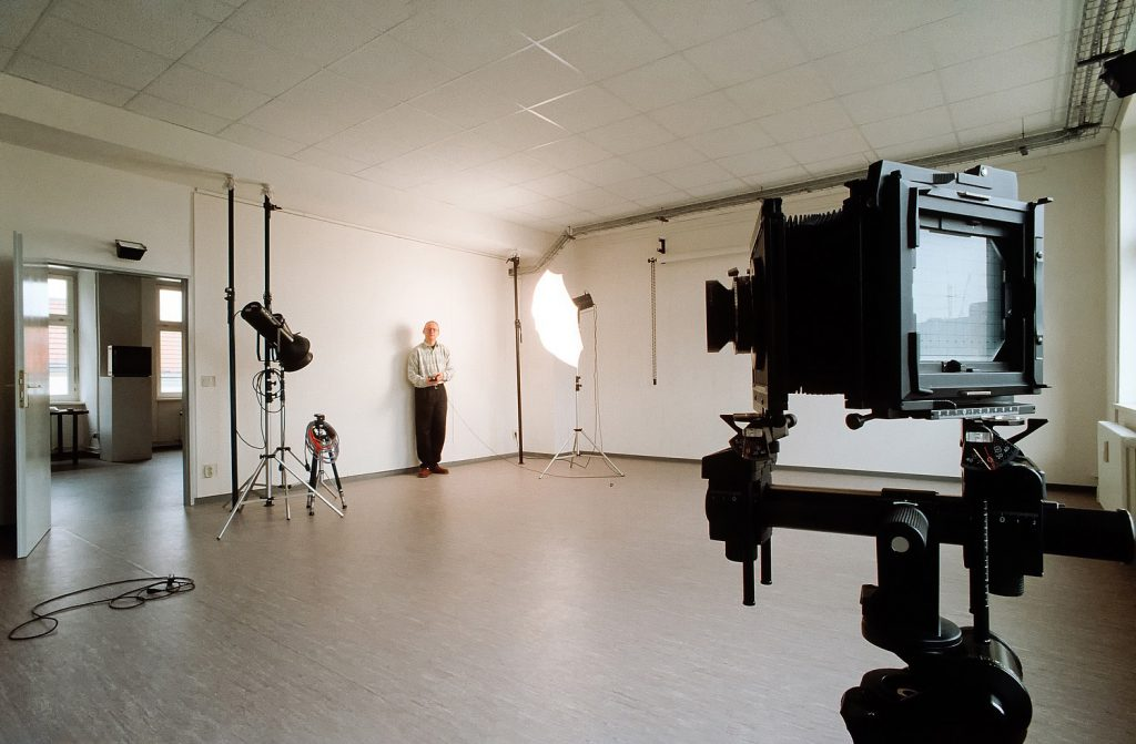 Fotostudio der bildo akademie