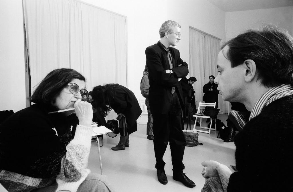 Transformationsprozesse - Erfahrung und Raumgestaltung, Praxis-Seminar mit Lucy Hillebrand, Architektin, 25.2.1989 - Lucy Hillebrand, Jochen Lignau, Gerd Kondla