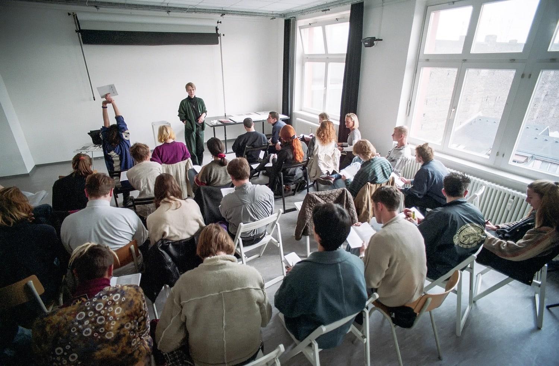 Seminar an der bildo akademie mit Anna Elisa Heine