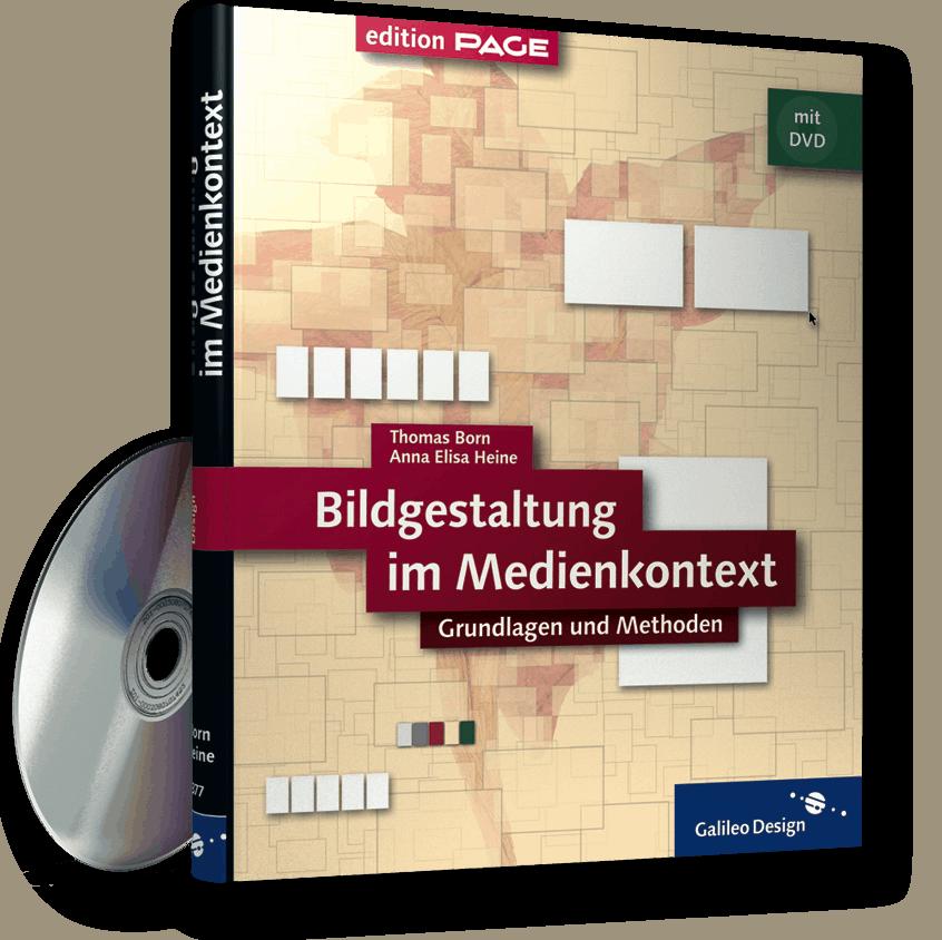 Buch Bildgestaltung im Medienkontext - Grundlagen und Methoden